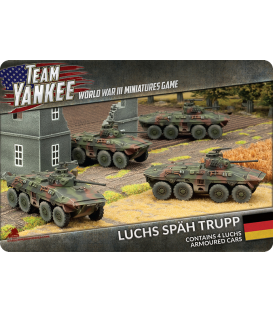Team Yankee: (FGR) Luchs Späh Trupp