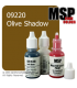 Master Series Paint: Core Colors - 09220 Olive Shadow (1/2 oz)