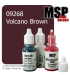 Master Series Paint: Core Colors - 09268 Volcano Brown (1/2 oz)