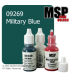 Master Series Paint: Core Colors - 09269 Military Blue (1/2 oz)