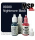 Master Series Paint: Core Colors - 09280 Nightmare Black (1/2 oz)