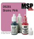 Master Series Paint: Core Colors - 09281 Brains Pink (1/2 oz)