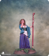 Elmore Masterworks: Female Mage with Staff