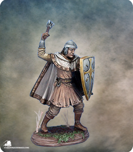 Easley Masterworks: Male Cleric (painted by Matt Verzani)