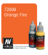 Vallejo Game Color: Acrylic Paint - Orange Fire (17ml)