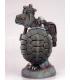 Critter Kingdoms: Tortoise Cleric (painted by Marike Reimer)