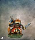 Critter Kingdoms: Fox Dual Wield Warrior