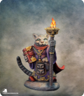 Critter Kingdoms: Archer - Grumpy Cat Warlock