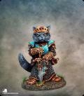 Critter Kingdoms: Nom - Cat Paladin
