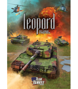 Team Yankee: Leopard Rulebook Supplement