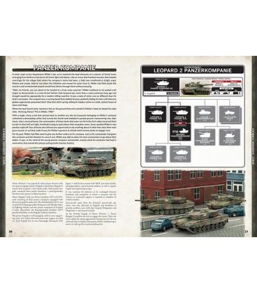 Team Yankee: Leopard Rulebook Supplement