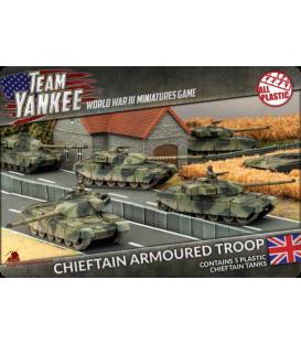 Team Yankee: (British) Chieftain Armoured Troop