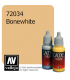 Vallejo Game Color: Acrylic Paint - Bonewhite (17ml)