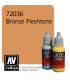 Vallejo Game Color: Acrylic Paint - Bronze Fleshtone (17ml)