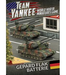 Team Yankee: (FGR) Gepard Flak Batterie