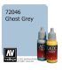Vallejo Game Color: Acrylic Paint - Ghost Grey (17ml)