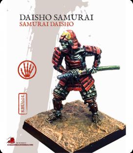 Kensei: Undead Daisho Samurai
