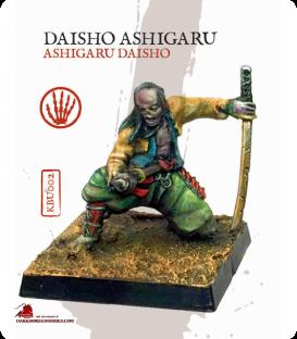 Kensei: Undead Daisho Ashigaru