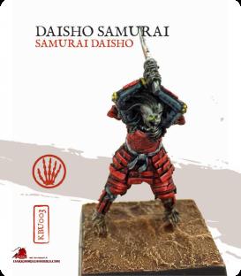 Kensei: Undead Daisho Samurai II