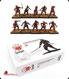 Kensei: Undead Katana Samurai