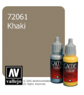 Vallejo Game Color: Acrylic Paint - Khaki (17ml)