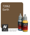 Vallejo Game Color: Acrylic Paint - Earth (17ml)