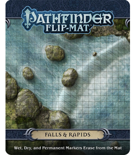 Pathfinder RPG: (Flip-Mat) Falls & Rapids