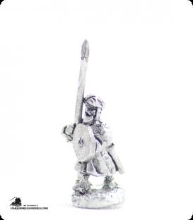 10mm Dark Ages: Arab Spearmen
