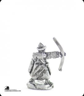 10mm Dark Ages: Arab Sudanese Ghulam Archers