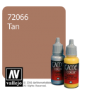 Vallejo Game Color: Acrylic Paint - Tan (17ml)