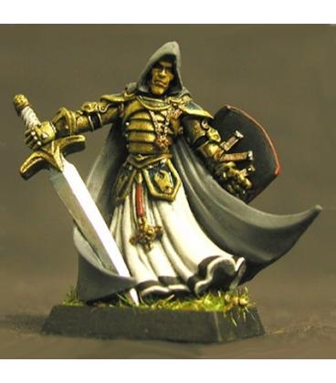 Warlord: Crusaders - Sir Conlan, Sergeant (painted by Ed Pugh)