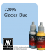 Vallejo Game Color: Acrylic Paint - Glacier Blue (17ml)