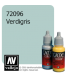 Vallejo Game Color: Acrylic Paint - Verdigris (17ml)