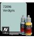 Vallejo Game Color: Acrylic Paint - Verdigris (17ml)