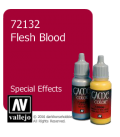 Vallejo Game Color: Acrylic Paint - SFX Flesh Blood (17ml)