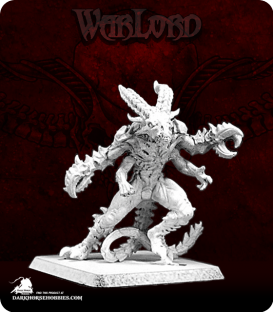 Warlord: Darkspawn - Mastema, Demon