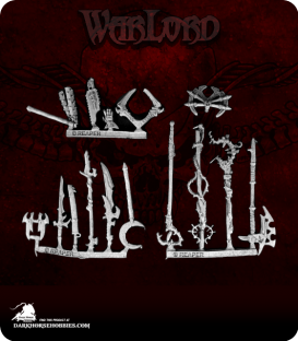 Warlord: Darkspawn - Darkspawn Weapons Pack