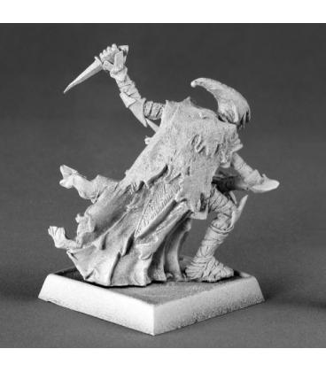 Warlord: Darkreach - Zalash, Elf Assassin