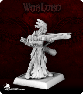 Warlord: Darkreach - Dark Elf Crossbowman
