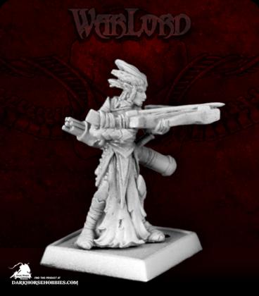 Warlord: Darkreach - Dark Elf Crossbowman
