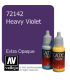 Vallejo Game Color: Acrylic Paint - Heavy Violet (17ml)