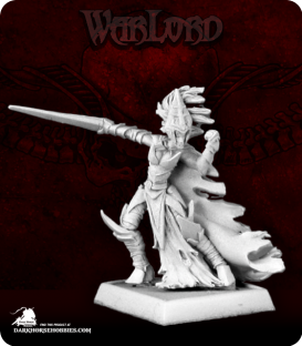 Warlord: Darkreach - Female Shadowstep Warrior