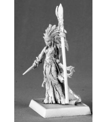 Warlord: Darkreach - Liela Mordollwen, Dark Elf Sorceress