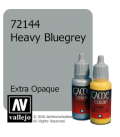 Vallejo Game Color: Acrylic Paint - Heavy Bluegrey (17ml)