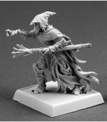 Warlord: Darkreach - Dramorion, Dark Elf Sorcerer