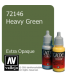 Vallejo Game Color: Acrylic Paint - Heavy Green (17ml)
