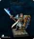 Warlord: Crusaders - Almaran the Gold, Paladin With Flaming Sword
