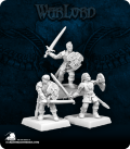 Warlord: Crusaders - Ivy Crown Skirmishers Adept Box Set