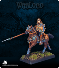 Warlord: Crusaders - Herne, Mounted Light Lancer