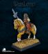 Warlord: Crusaders - Isarah, Mounted Cleric